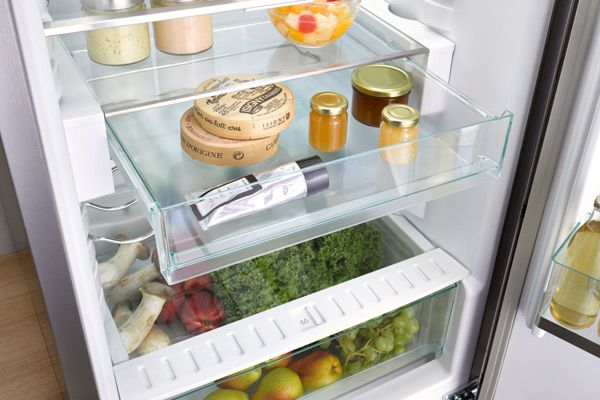 Kühlschrank Gefrierkombination : Liebherr sbsbs a side by side kühl gefrierkombination